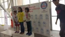 23 Nisan Okul Sporları Yüzme Şampiyonasında Farkımızı Bir Kez Daha Ortaya Koyduk