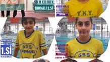 11-12 yaş vize ve 13+ yaş milli takım baraj geçme yarışlarında GSSYKY farkı ortaya koydu